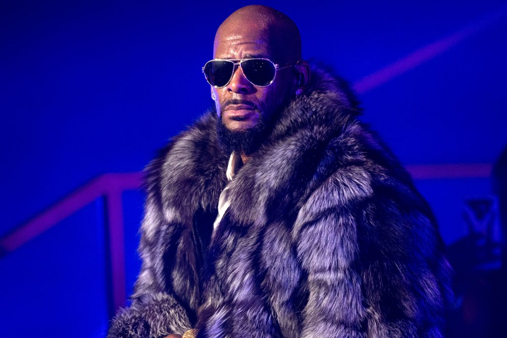 R. Kelly Kidnaps Two Women Trump Tower