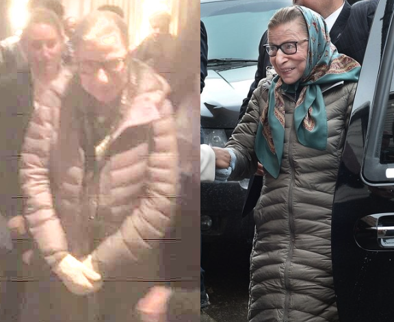 RBG Photo Comparison