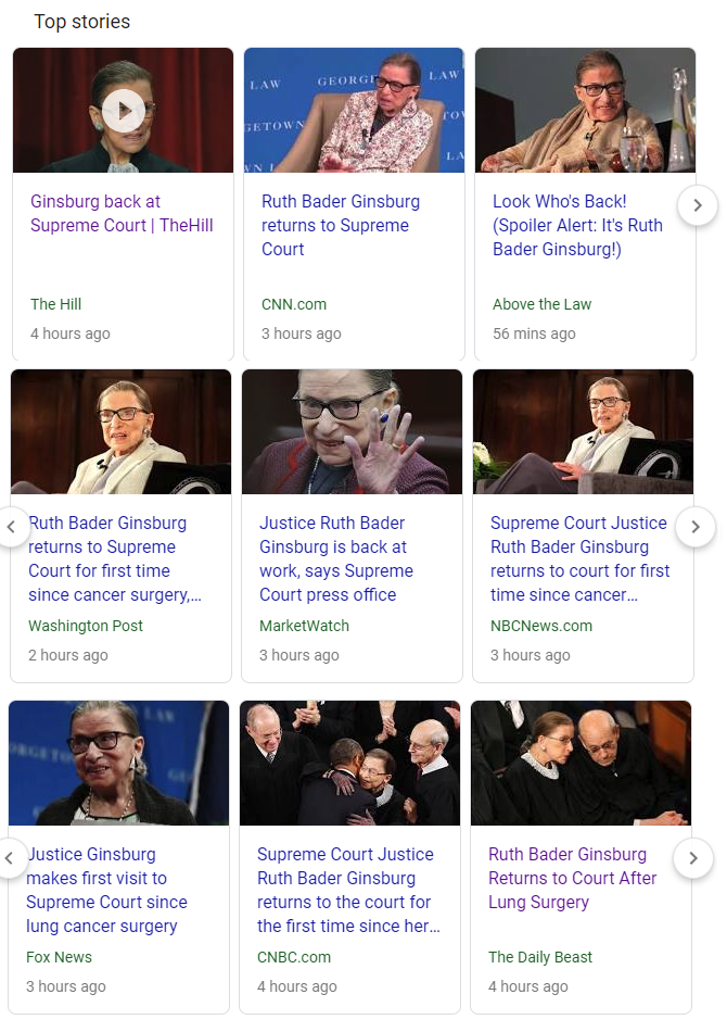 RBG Returns To Court 02152019
