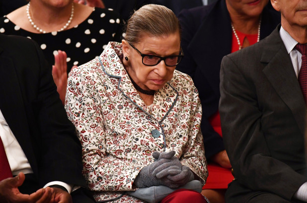 Ruth Bader Ginsburg Departure From Supreme Court