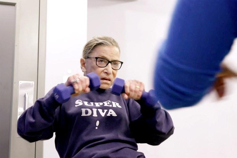 Ruth Bader Ginsburg Misses Work