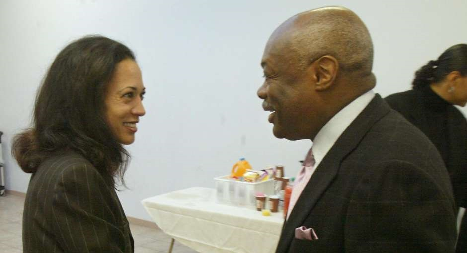 Willie Brown Kamala Harris Extramarital Relationship