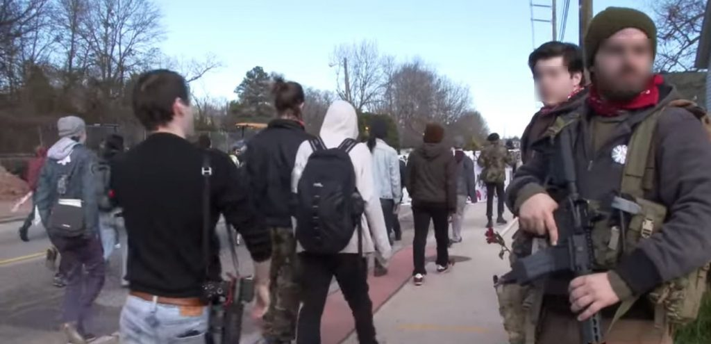 Antifa Assault Rifle_censored