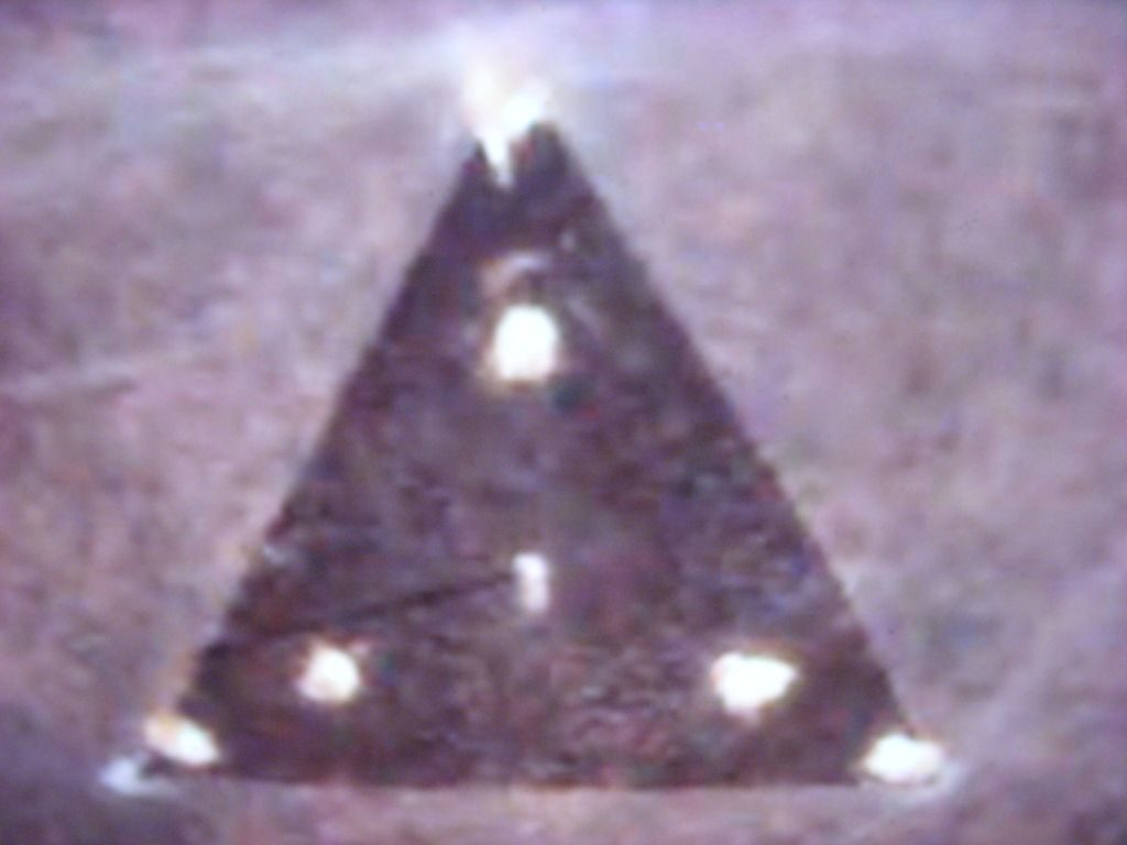 Black Triangle UFO 2