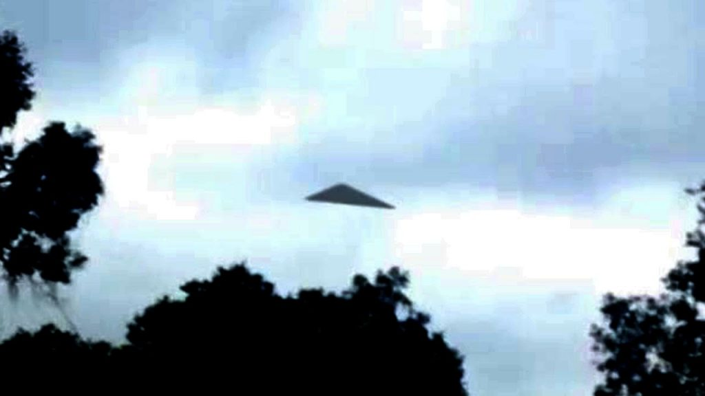 Black Triangle UFO 5