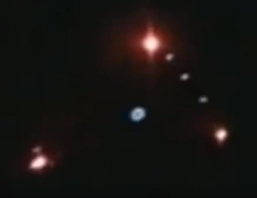 Black Triangle UFO TR-3B Astra