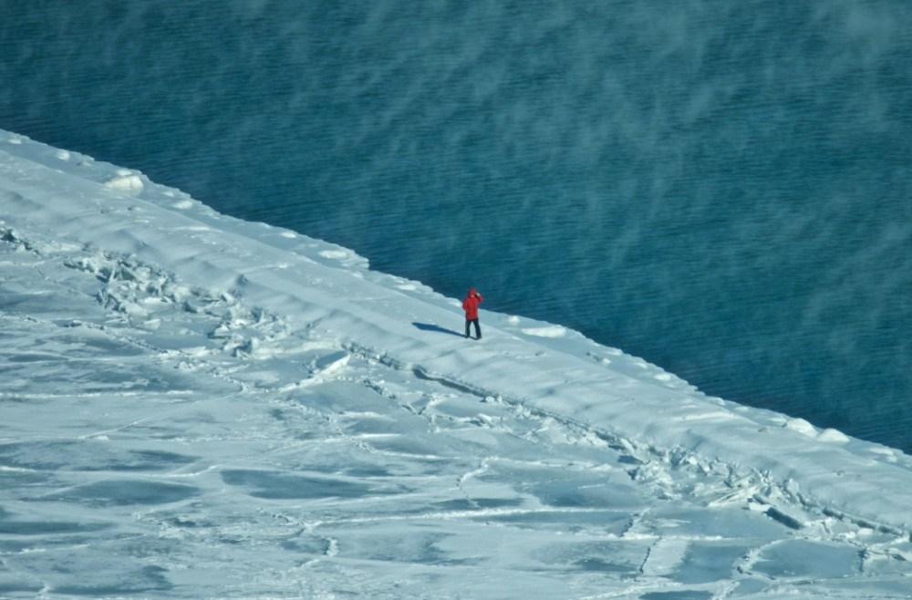 Chicago Lake Michigan Frozen Over 3