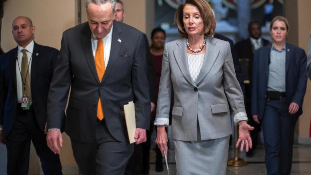 Chuck Schumer Nancy Pelosi