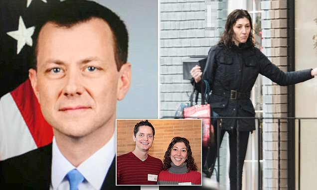 FBI Peter Strzok Lisa Page Text Messages