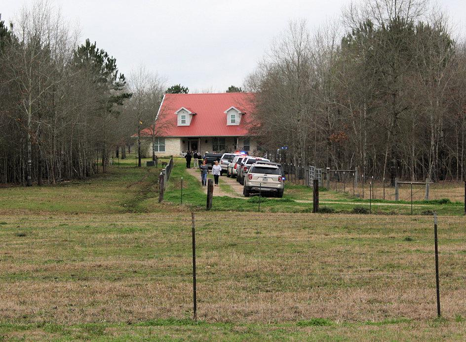 Five Dead At Rural Texas Home