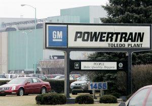 GM Toledo Plant