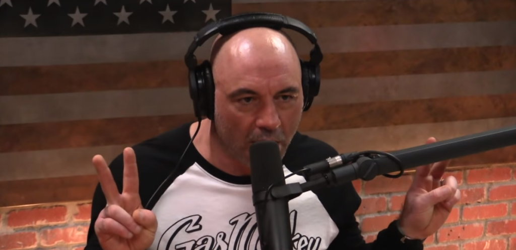 Joe Rogan Exposed