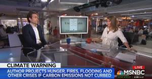 MSNBC Global Warming