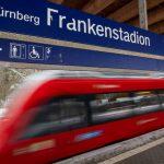 Nurnberg Frankenstadion Germany