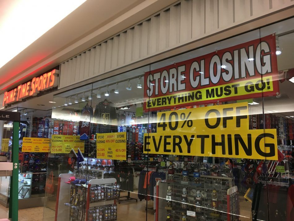 Prime Time Sports Closing
