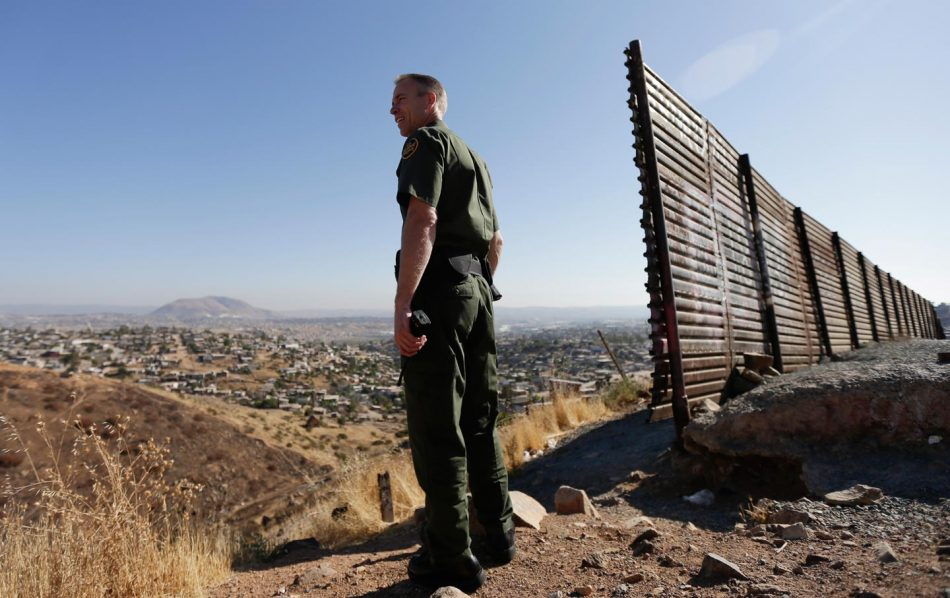 US Mexico Border DHS Waiver