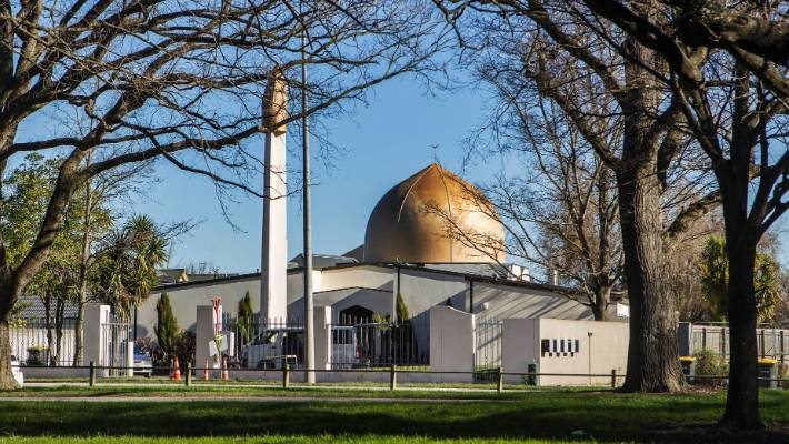 Christchurch New Zealand Mosque