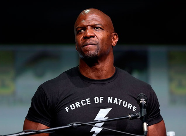 Terry Crews Red Pilled