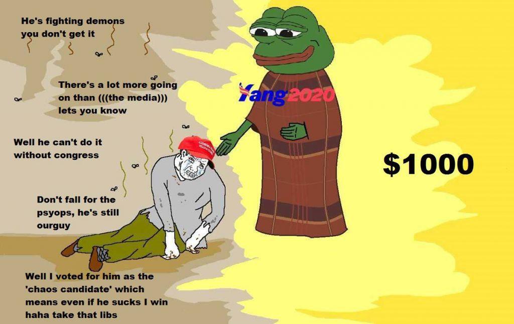 Yang Gang Meme 13