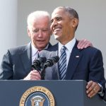 Barack Obama Creepy Joe Biden