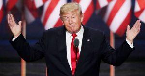 Donald Trump Shrugs Democrats Lose Mind Over Illegal Immigrant Sanctuary City Offer