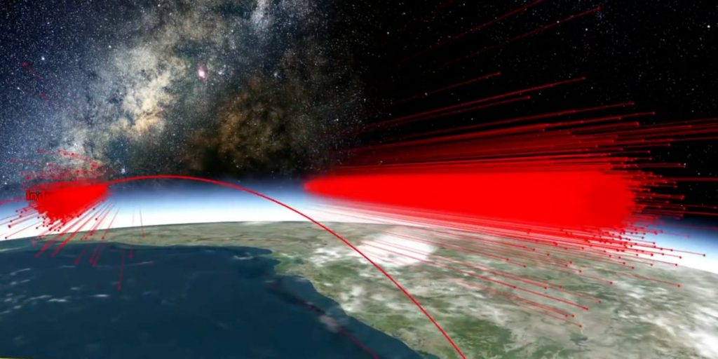 Mission Shakti Computer Simulation