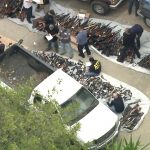 1000 Firearms Found In Bel Air LAPD ATF Investigation Illegal Selling Manufacturing
