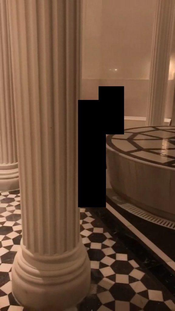 4chan Bathhouse Pattern