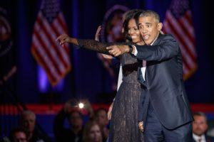 Barack Michelle Obama Higher Ground Productions Netflix