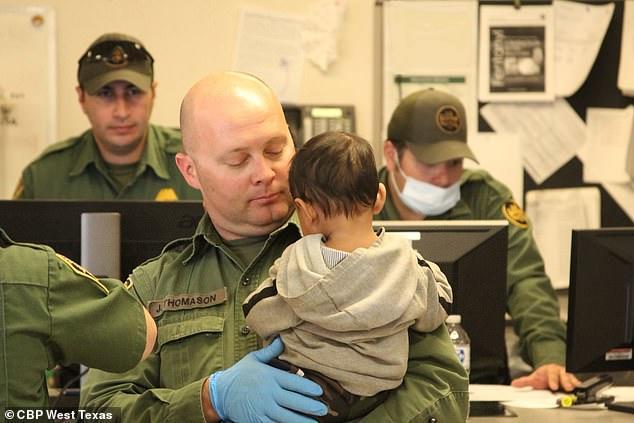Border Patrol Child Migrant Processing