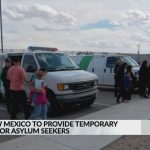 Expo New Mexico Temporary Shelter For Asylum Seekers