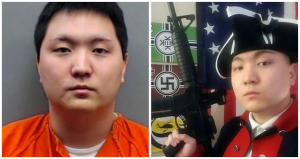 Heon Jong Hank Yoo Asian Nazi Guilty Of Unlawful Firearms Possession