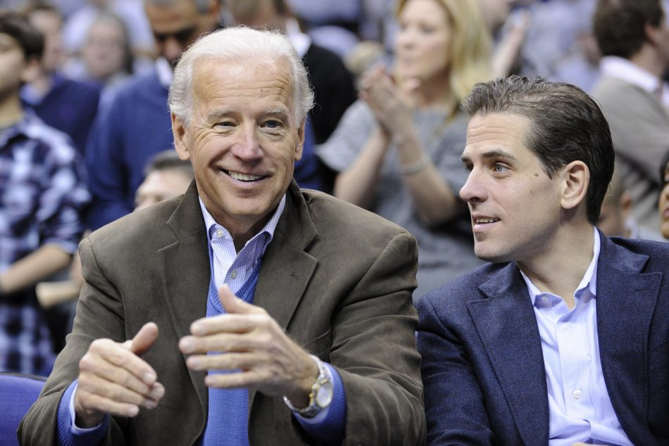 Joe And Hunter Biden Ukraine Business Deal While Vice President