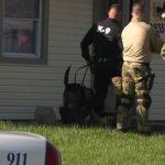 Federal Agents Local Police Raid