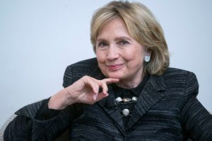 Hillary Clinton Smug