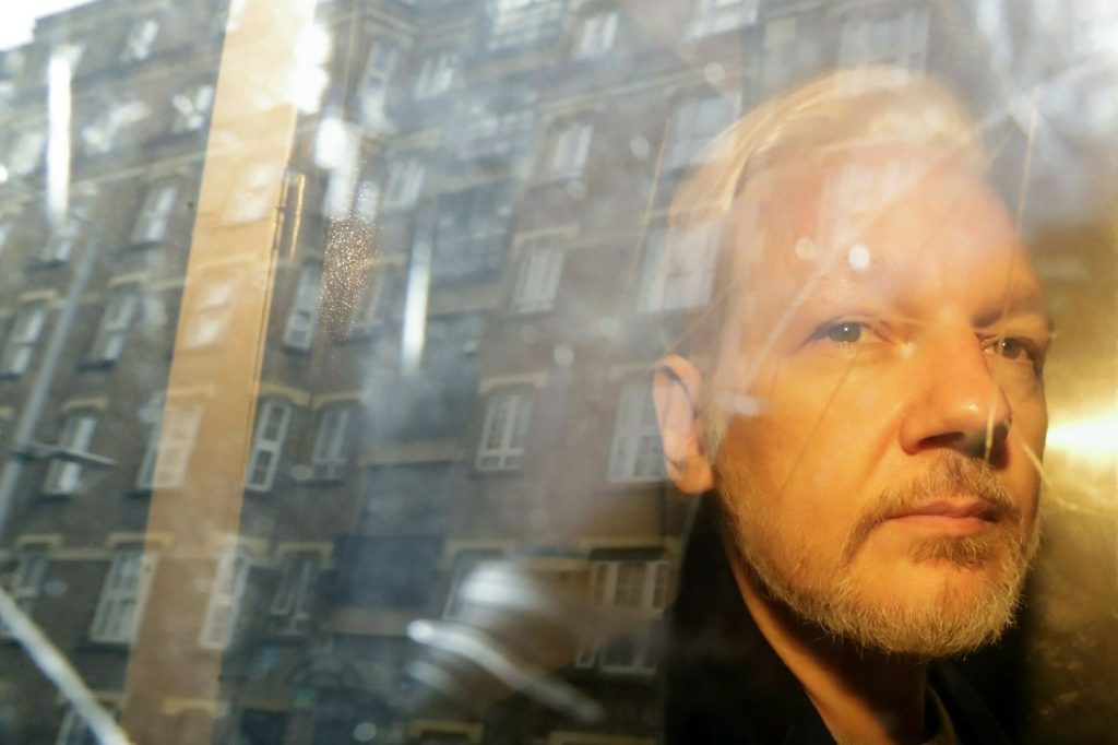 Julian Assange Psychotic Breakdown
