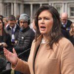 Sarah Sanders Leaving White House Possible Run Arkansas Governor