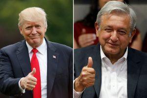 Trump Lopez Obrador Illegal Immigration Enforcement Deal