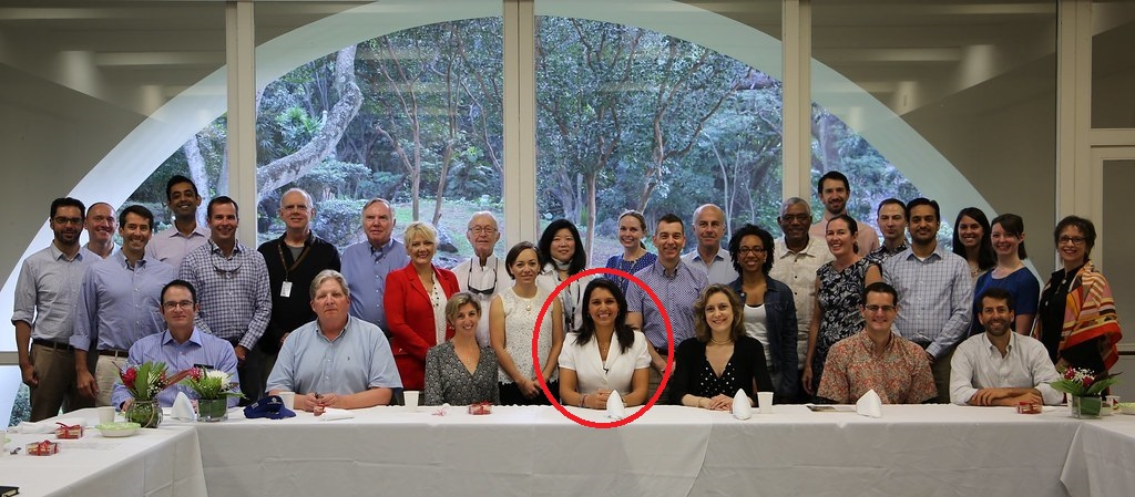 Tulsi Gabbard Council On Foreign Relations Hawaii