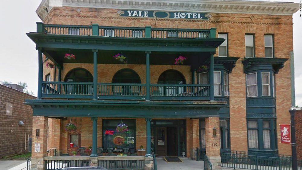 Yale Hotel Michigan Free Rooms Abortions