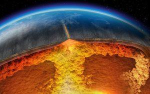 China Lake California Supervolcano