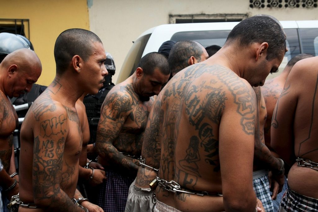 MS-13 Murders Angeles National Forest