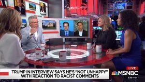 MSNBC Donny Deutsch Another Holocaust Under Trump