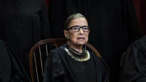 Ruth Bader Ginsburg SCOTUS