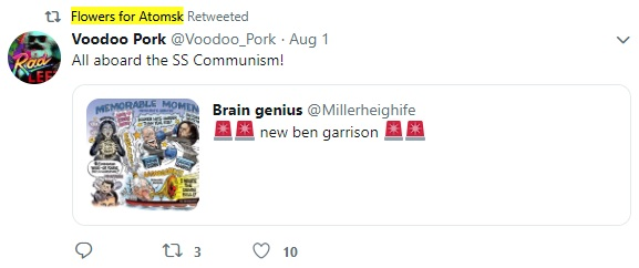 Connor Betts Alleged Twitter Account Retweet 5