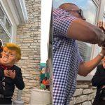 Fake Donald Trump Assassination Martin Sandoval Fundraiser