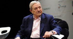 George Soros Praises Trump China Policy