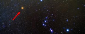 betelgeuse orion constellation