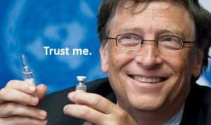 Bill Gates Coronavirus COVID-19 Digital Certificates