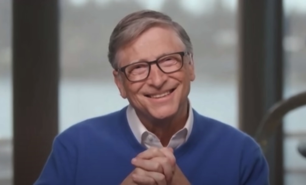 Bill Gates The Ellen Show Everybody Vaccinated Globally